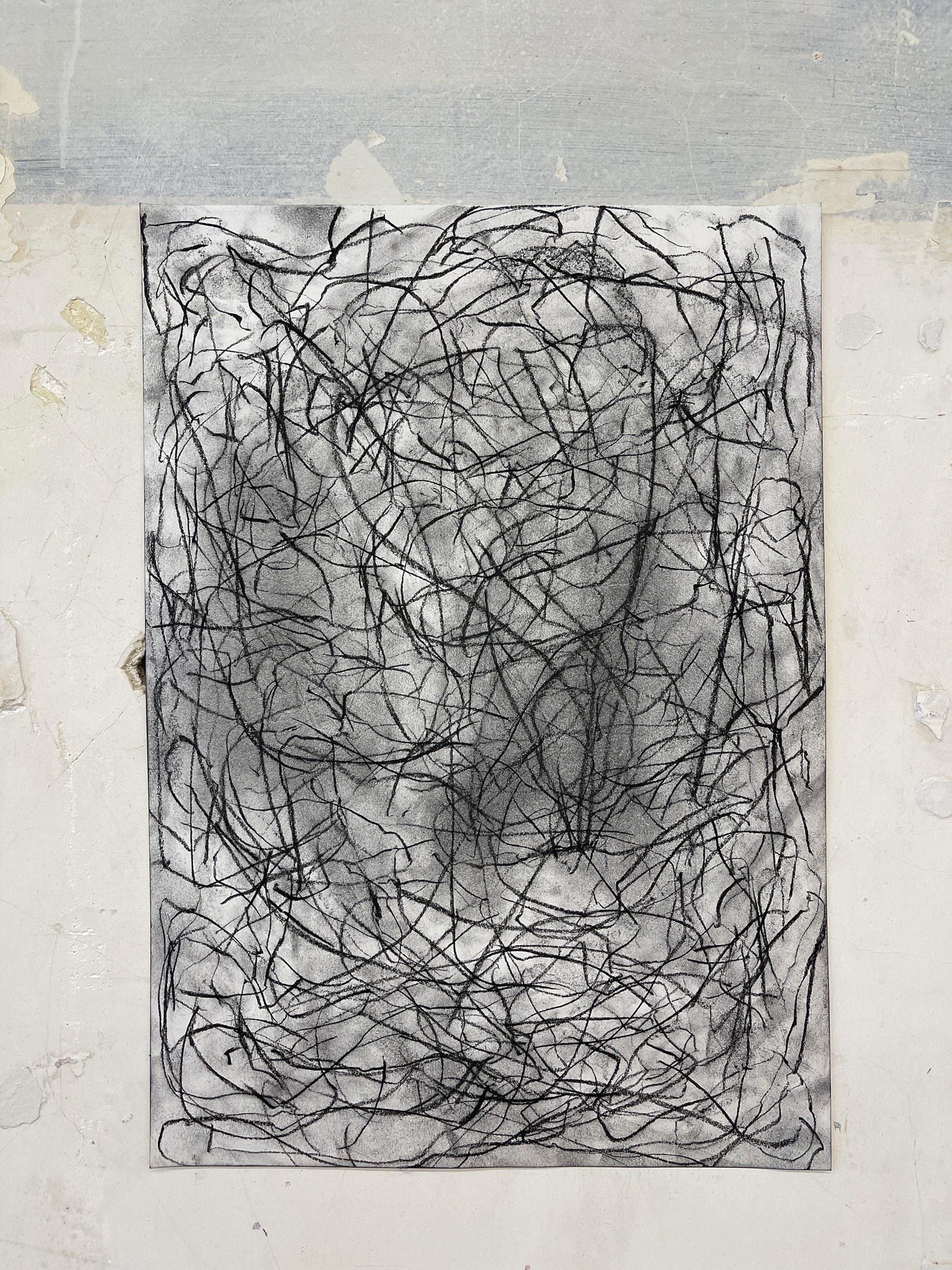 Liam Costar At the above a mindscape Drawng A3 Situ 03