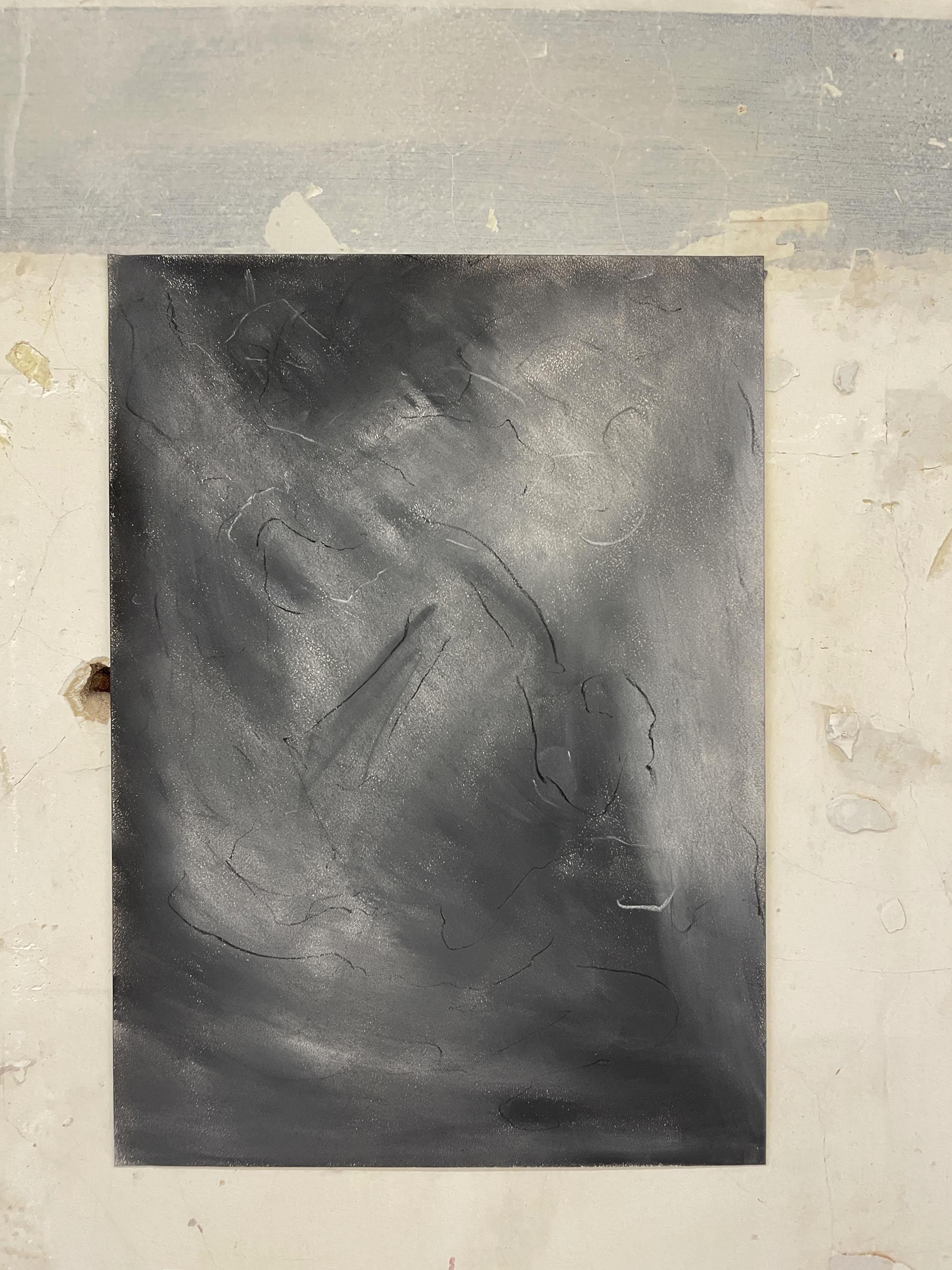 Liam Costar At the above a mindscape Drawng A3 Situ 12