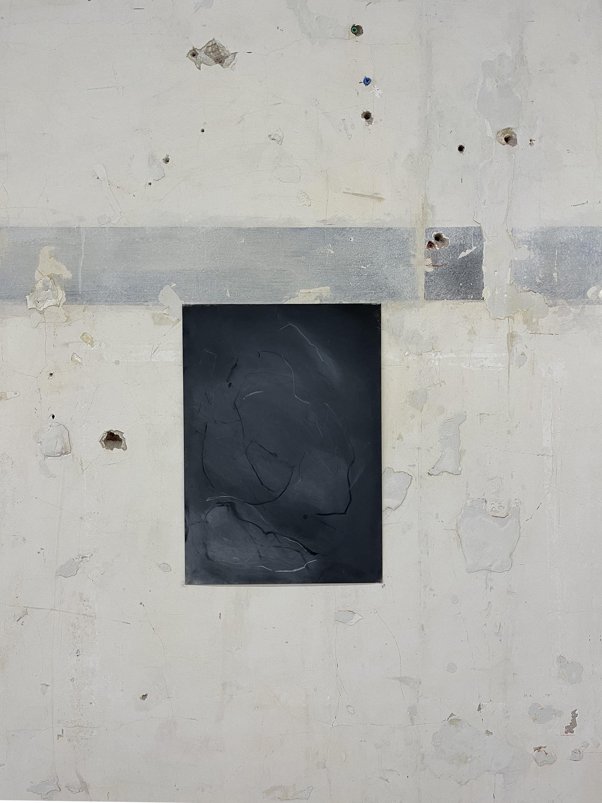 Liam Costar At the above a mindscape Drawng A3 Situ 14