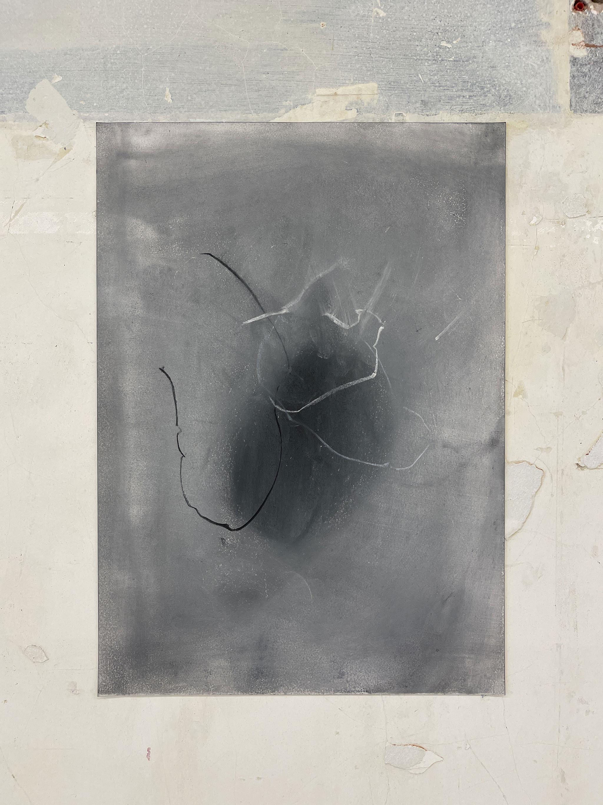 Liam Costar At the above a mindscape Drawng A3 Situ 15