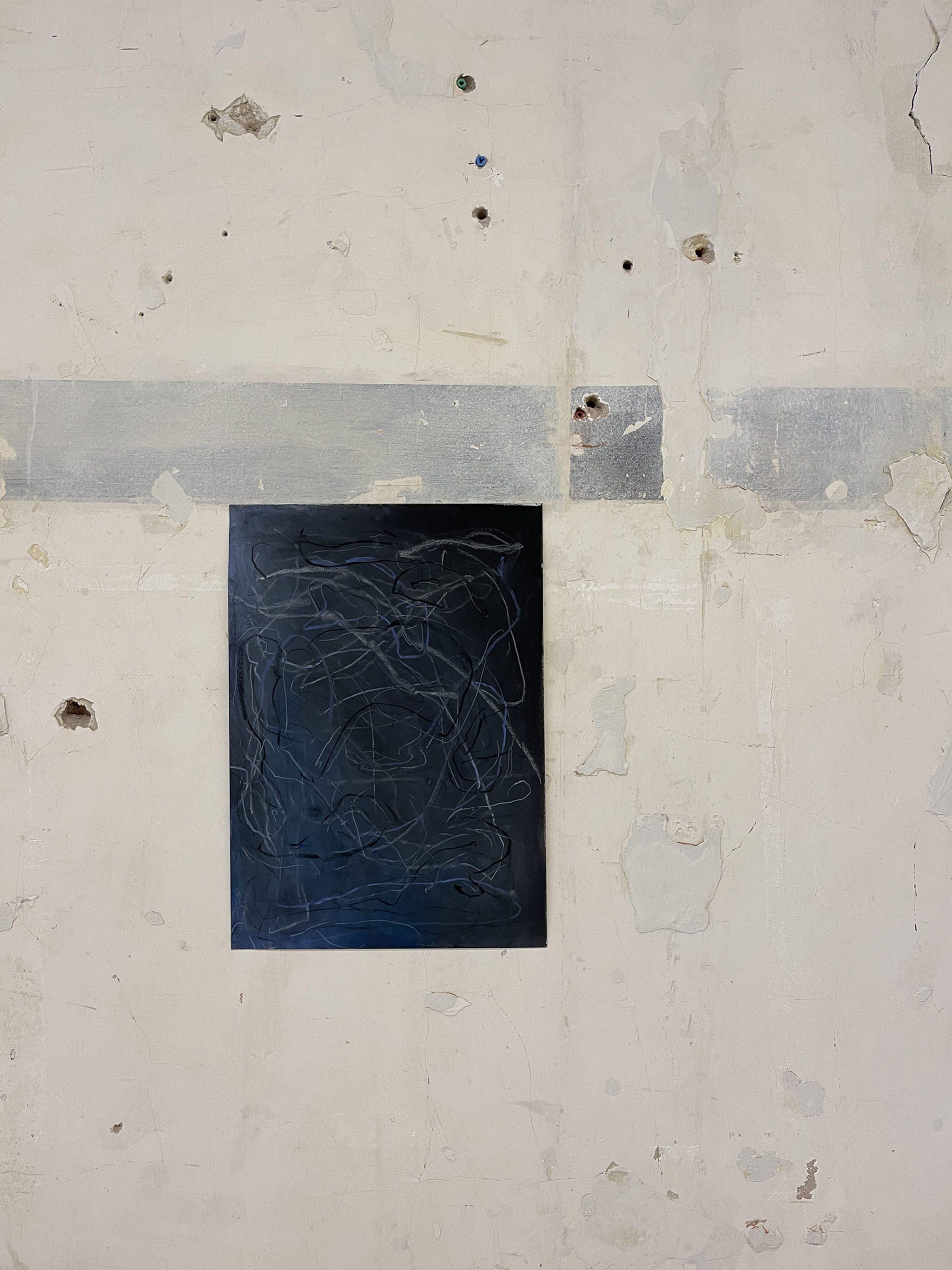 Liam Costar At the above a mindscape Drawng A3 Situ 16