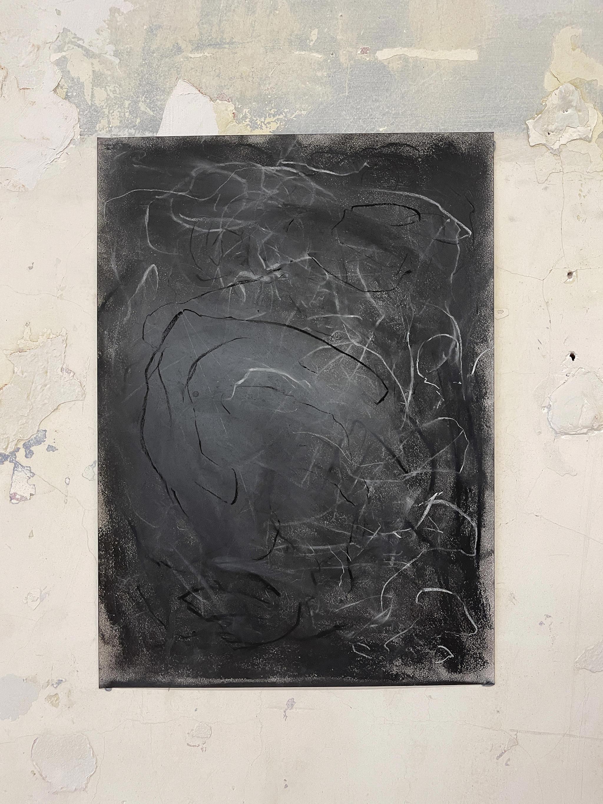 Liam Costar At the above a mindscape Drawng A3 Situ 17
