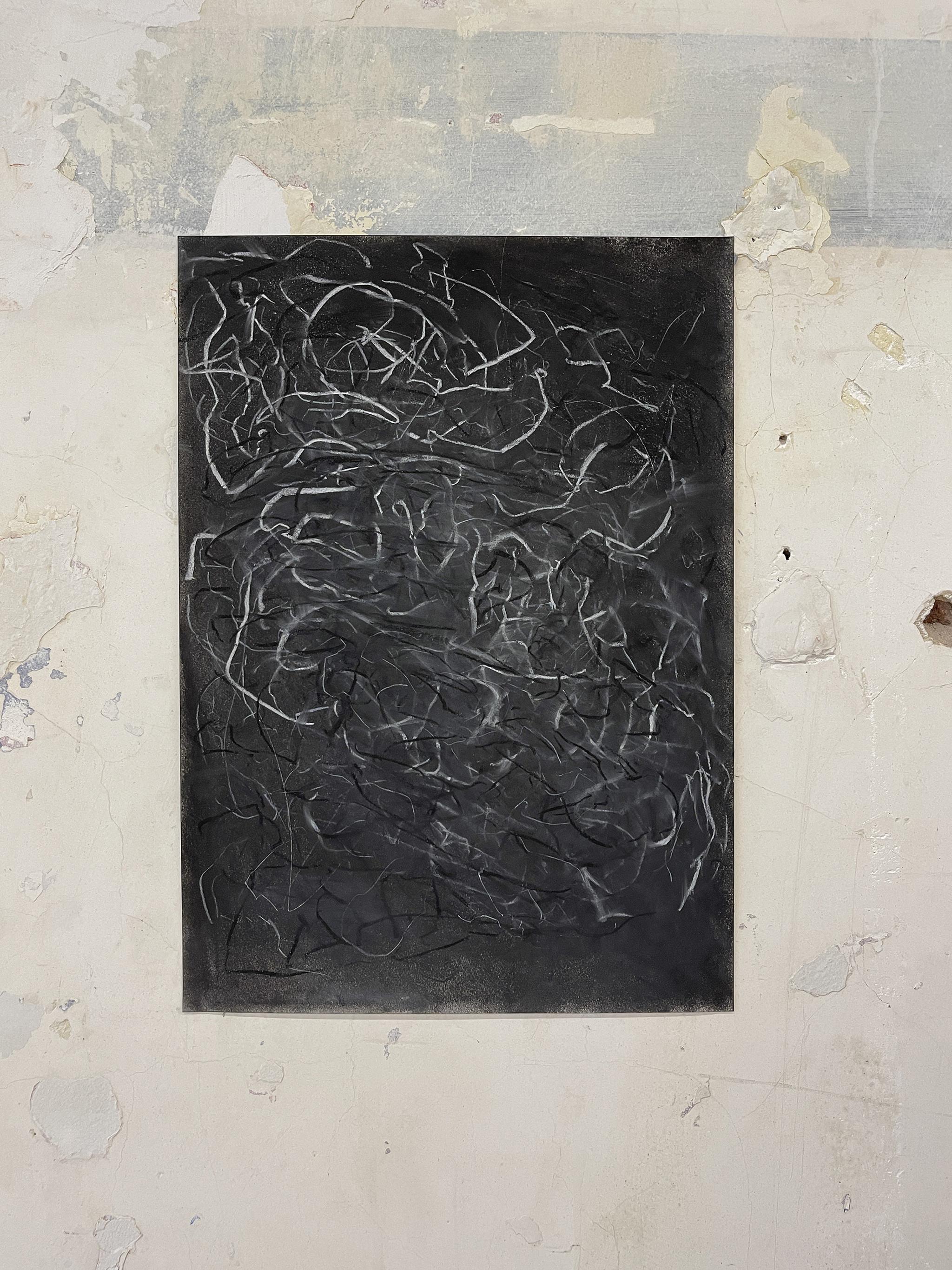 Liam Costar At the above a mindscape Drawng A3 Situ 20