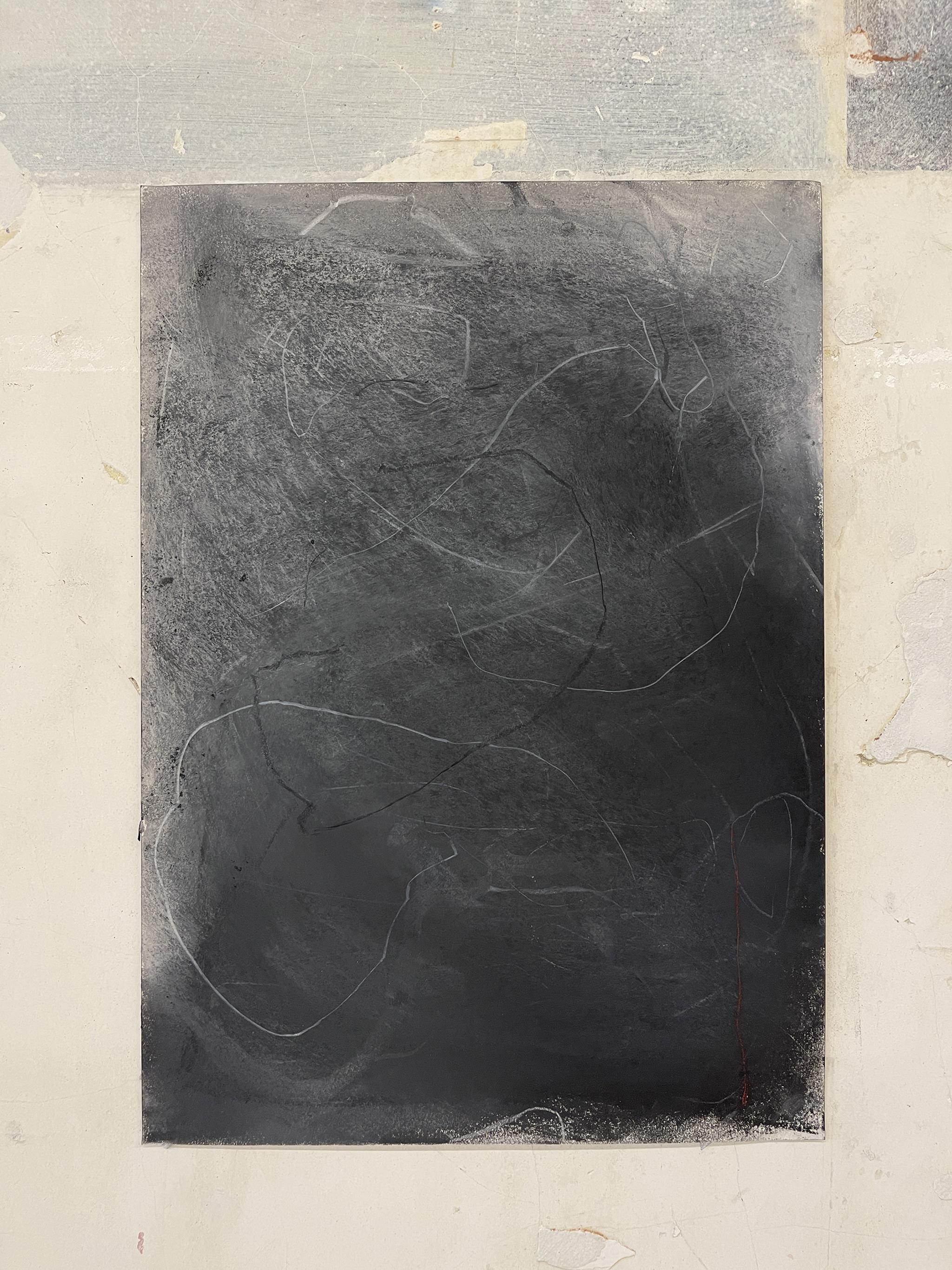 Liam Costar At the above a mindscape Drawng A3 Situ 25