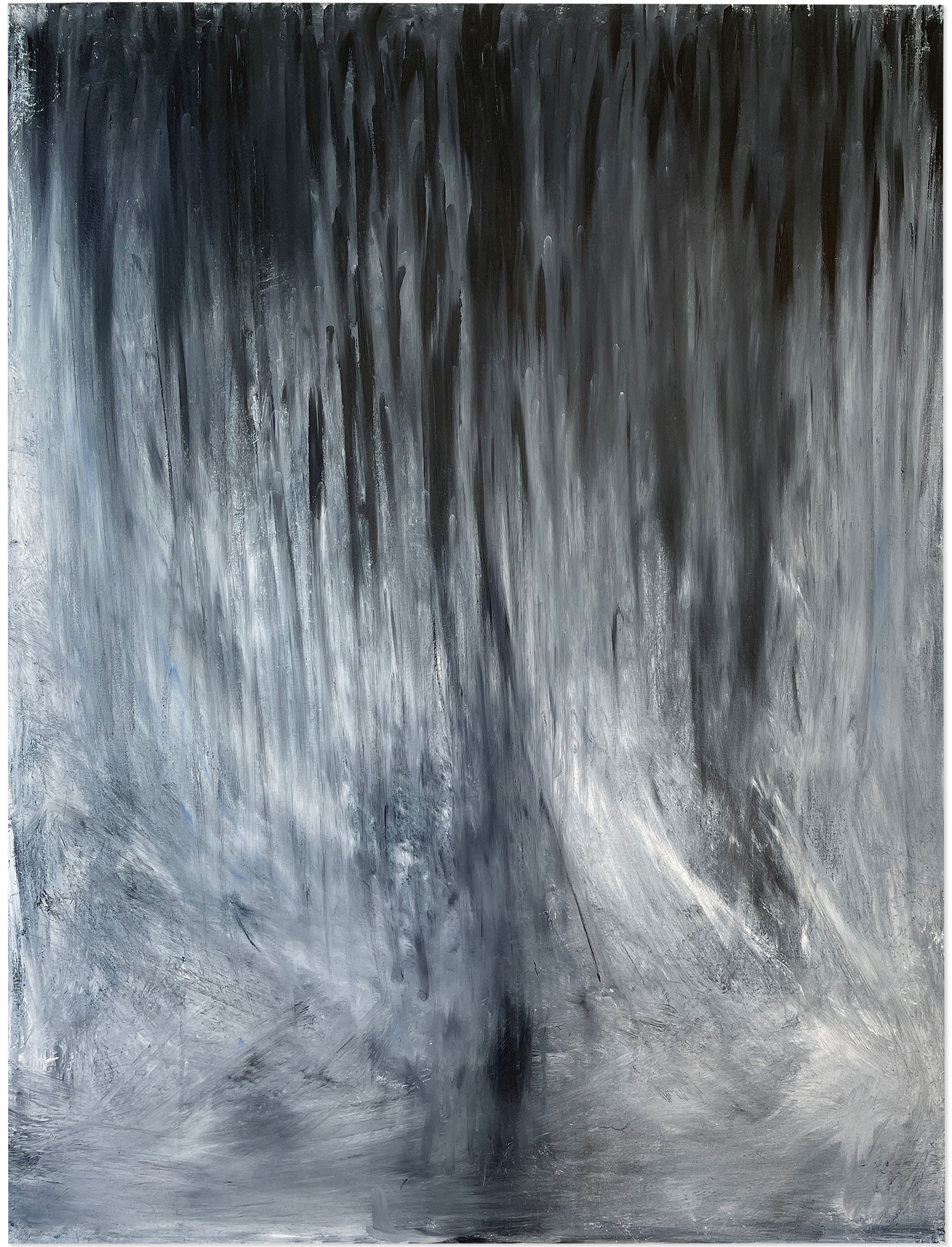 Liam Costar At the above a mindscape Catalogue a place to gather and conform oil 122cmx91cm