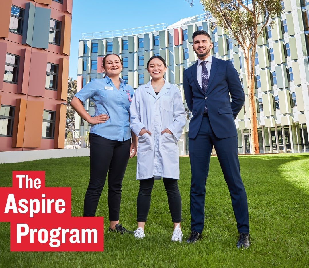 La Trobe Aspire Program 2021