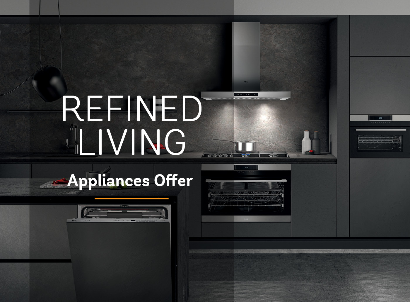 Refined Appliances