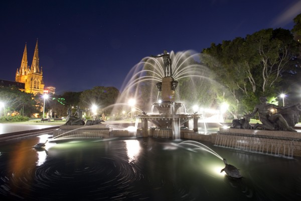Archibald Fountain