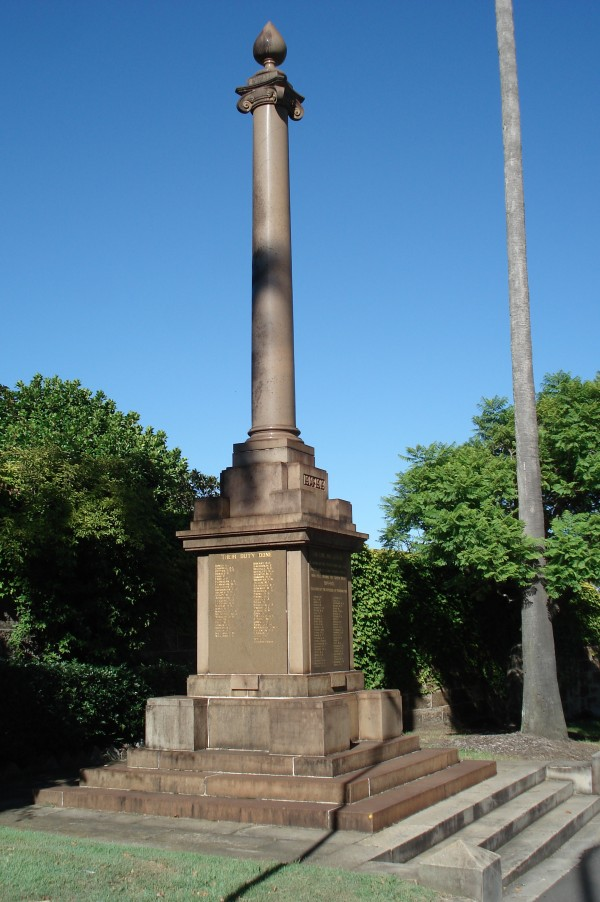 Paddington War Memorial