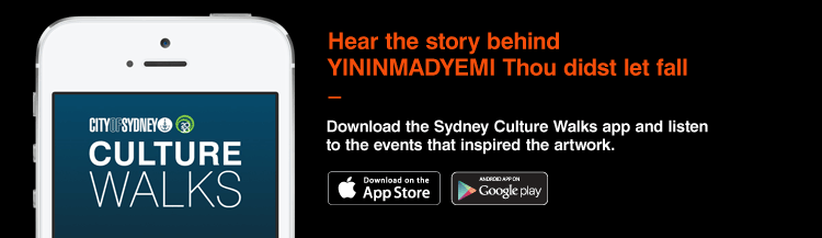 Download the Sydney Culture Walks app