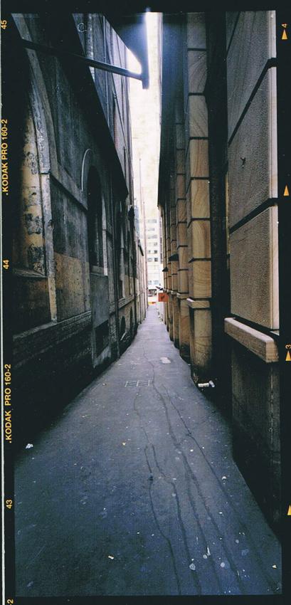 Abercrombie Lane, Sydney