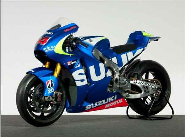 Suzuki GP bike