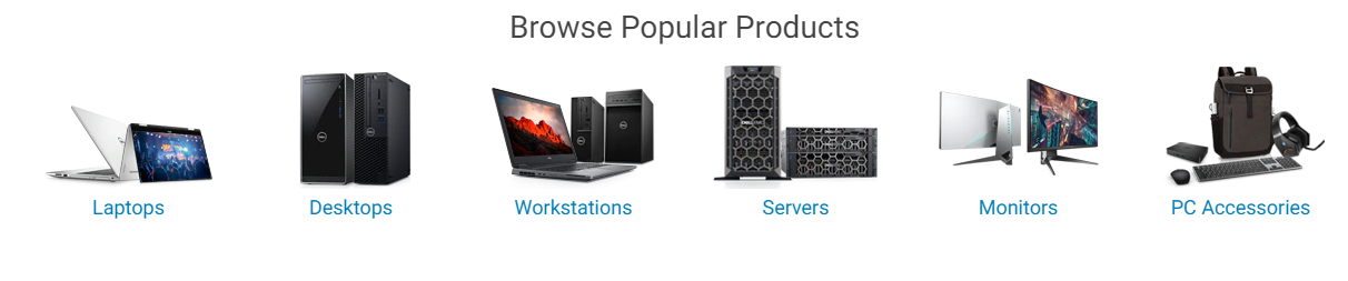 Dell Popular Products