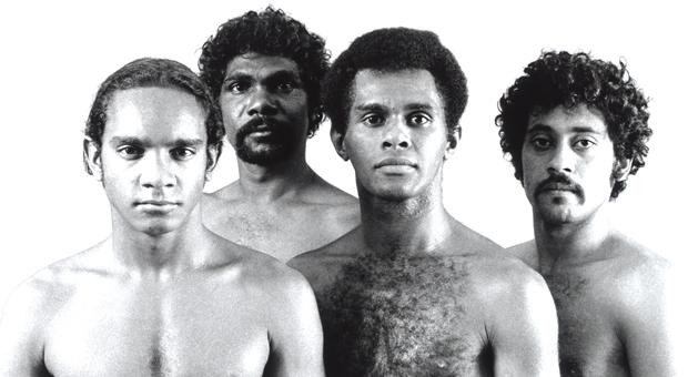 Aboriginal Islander Dance Theatre