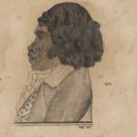 A portrait of Bennelong