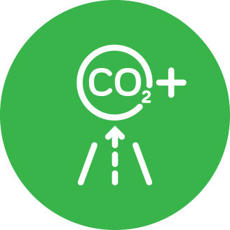 Identify pathway to carbon positive