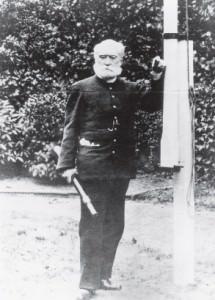 Reverend John Ashley