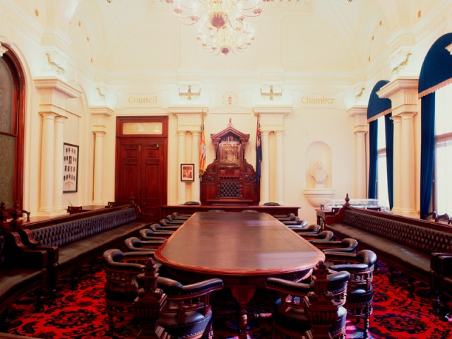 Council Chamber Furniture