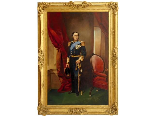 HRH Prince Alfred