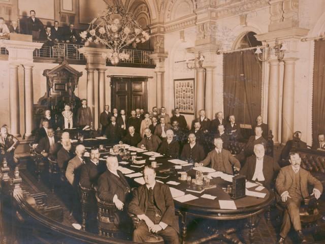 Original Council Chamber