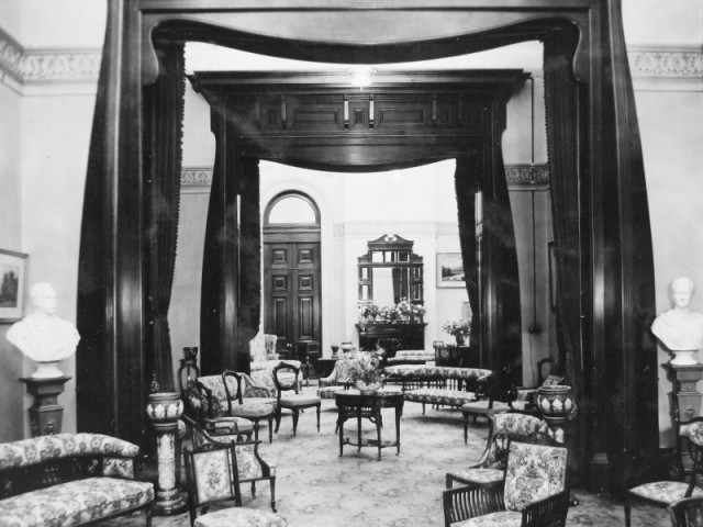 Lady Mayoress's Rooms
