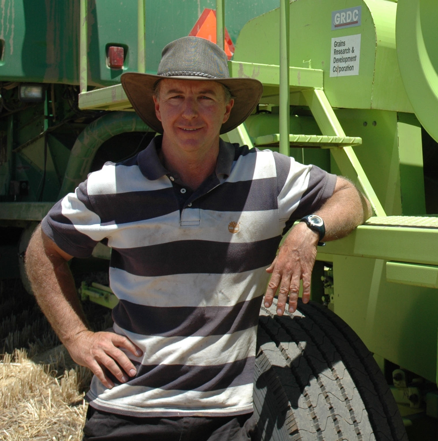 Dr Michael Walsh, UWA Senior Research Fellow, Australian Herbicide Resistance Initiative says growing the most competitive crop possible will increase the efficiency of your chosen harvest weed seed control method.