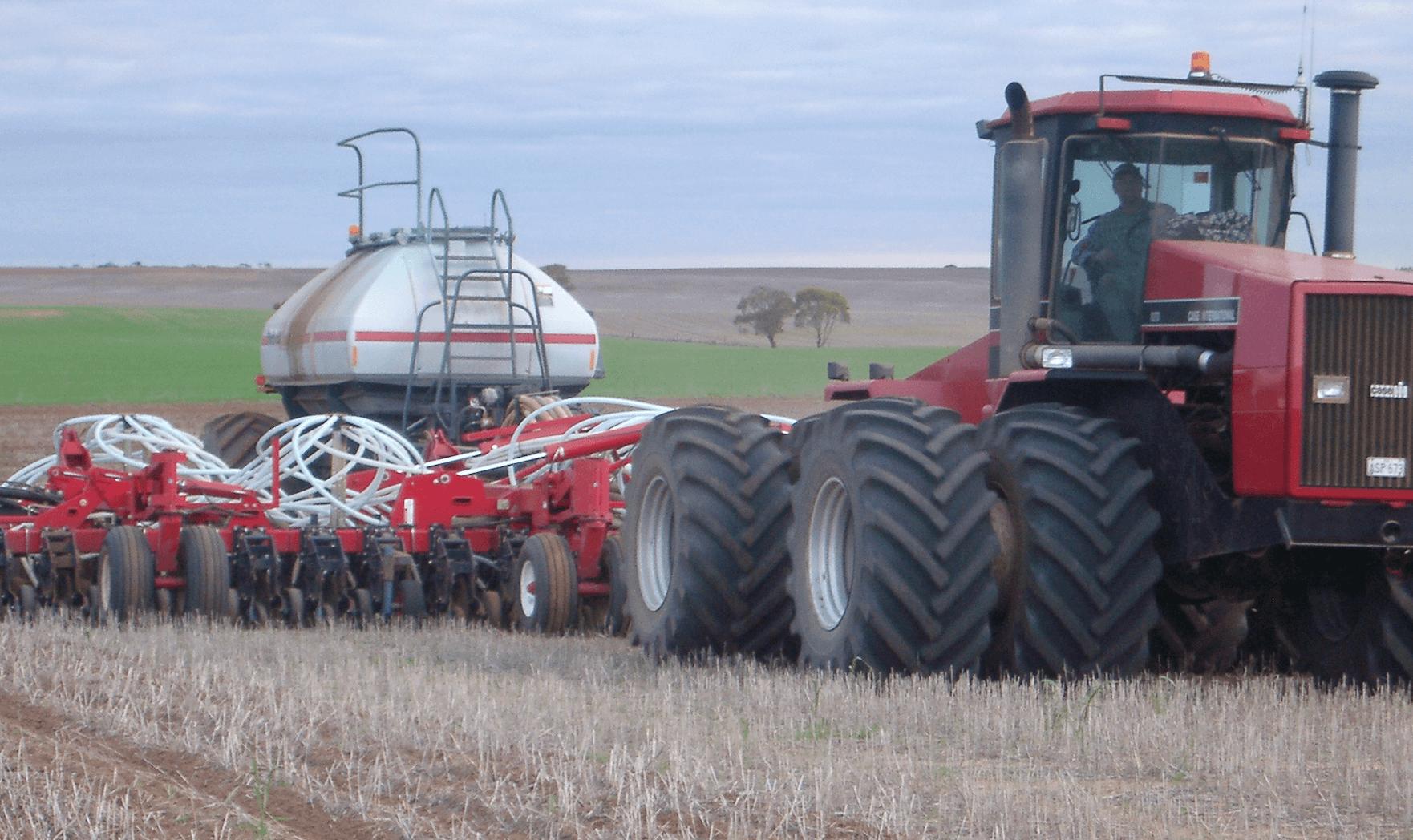 Getting dry seeding right