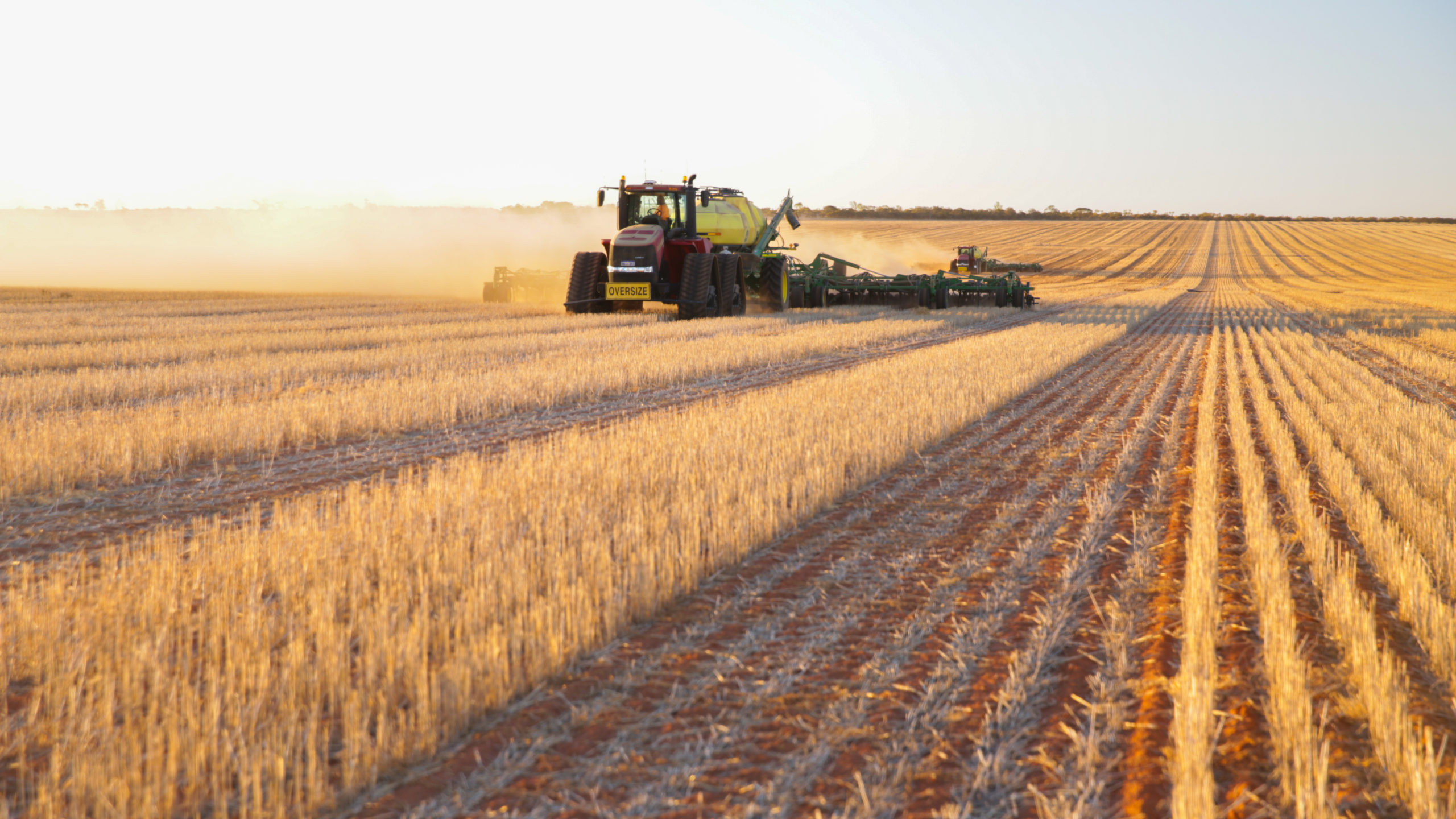 Harvester set-up and implications of hay crossing borders
