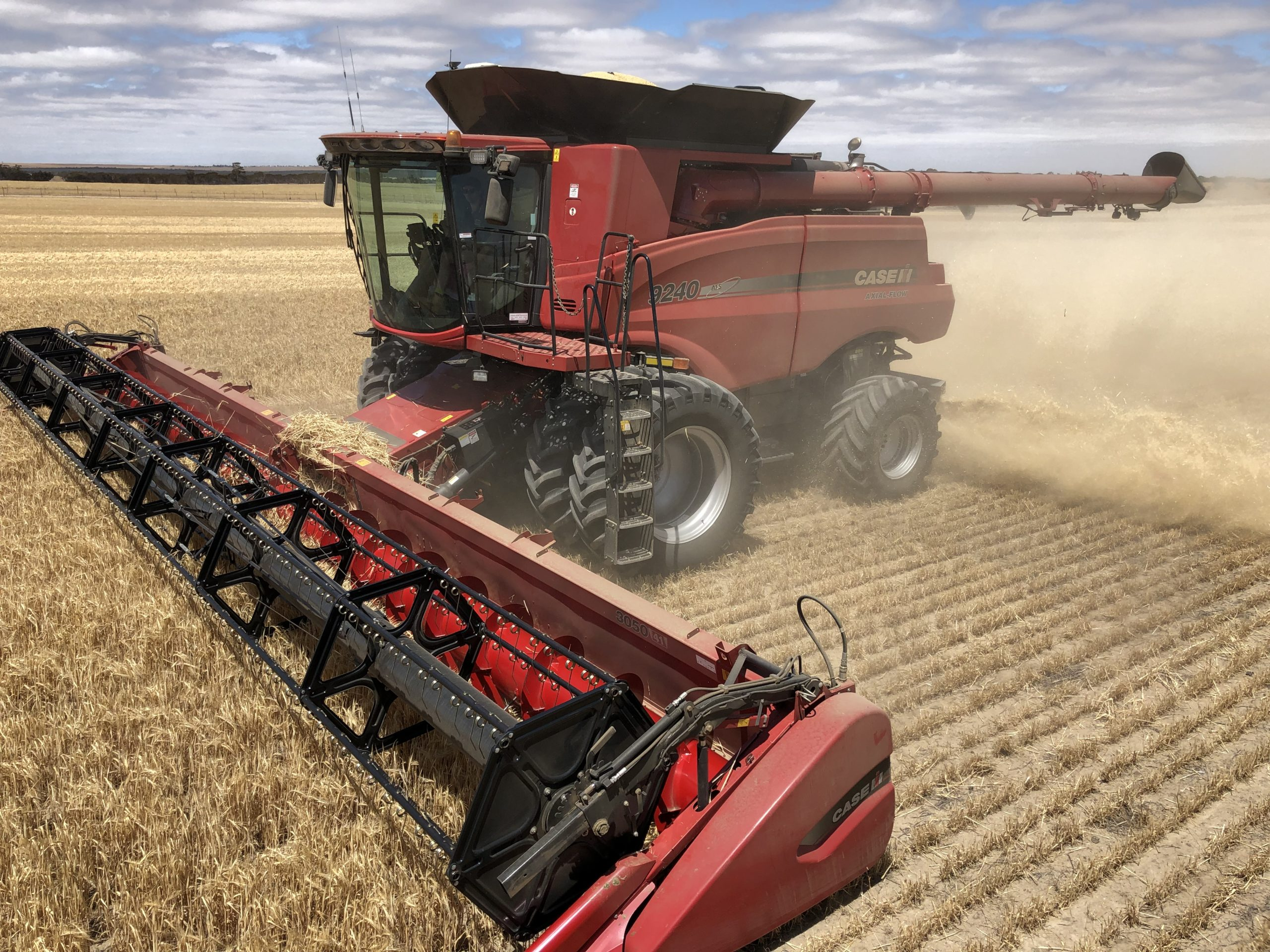 How the Seed Terminator & iHSD fared over harvest & the benefits of lime application