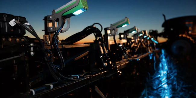 New WEEDit Quadro and US research group's Australian farm tour
