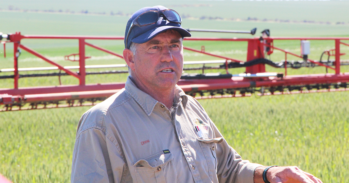 Boundary mapping and soil amelioration changed the game for Esperance farming family