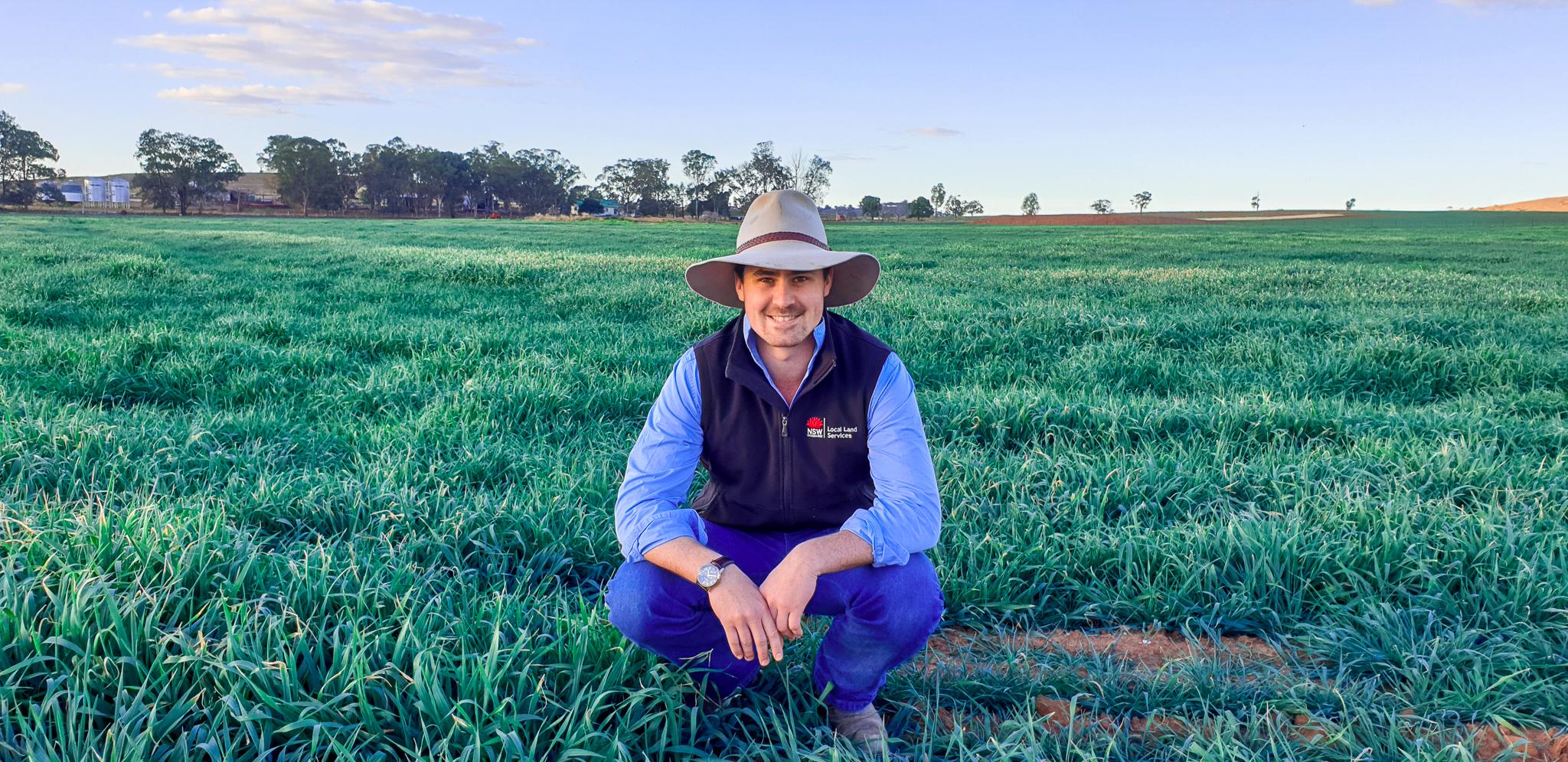 Regional Update – Tim Bartimote, LLS NSW