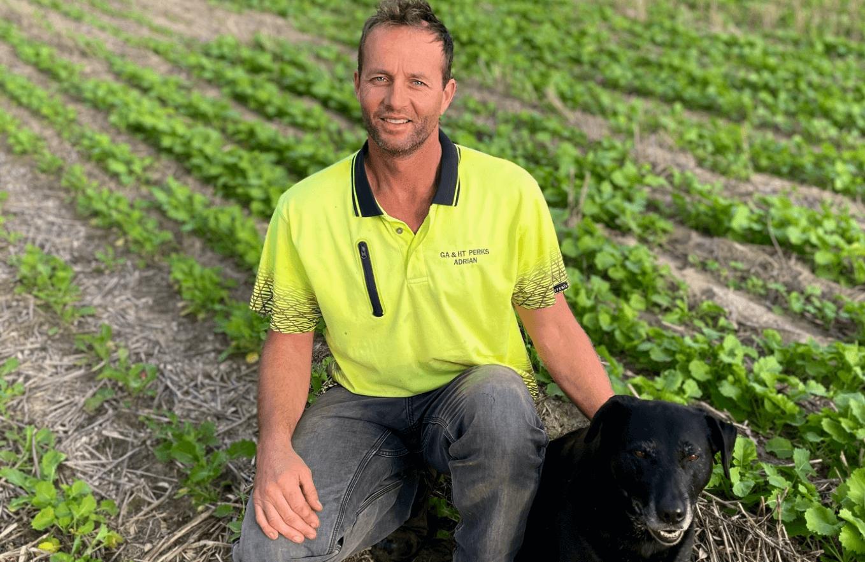 Regional Update – Adrian Perks, Farmer, Esperance, WA