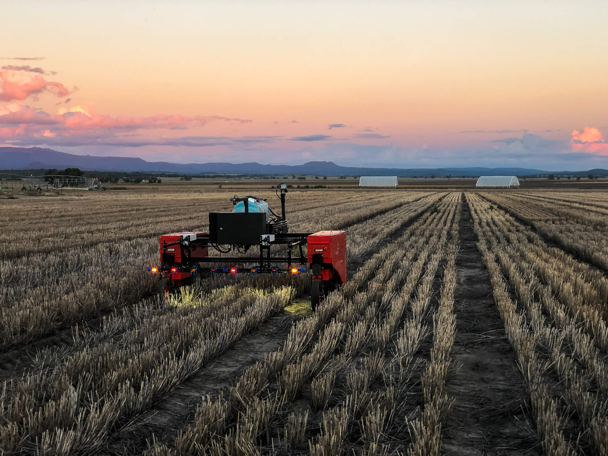 Farmers can now help improve green on green technology