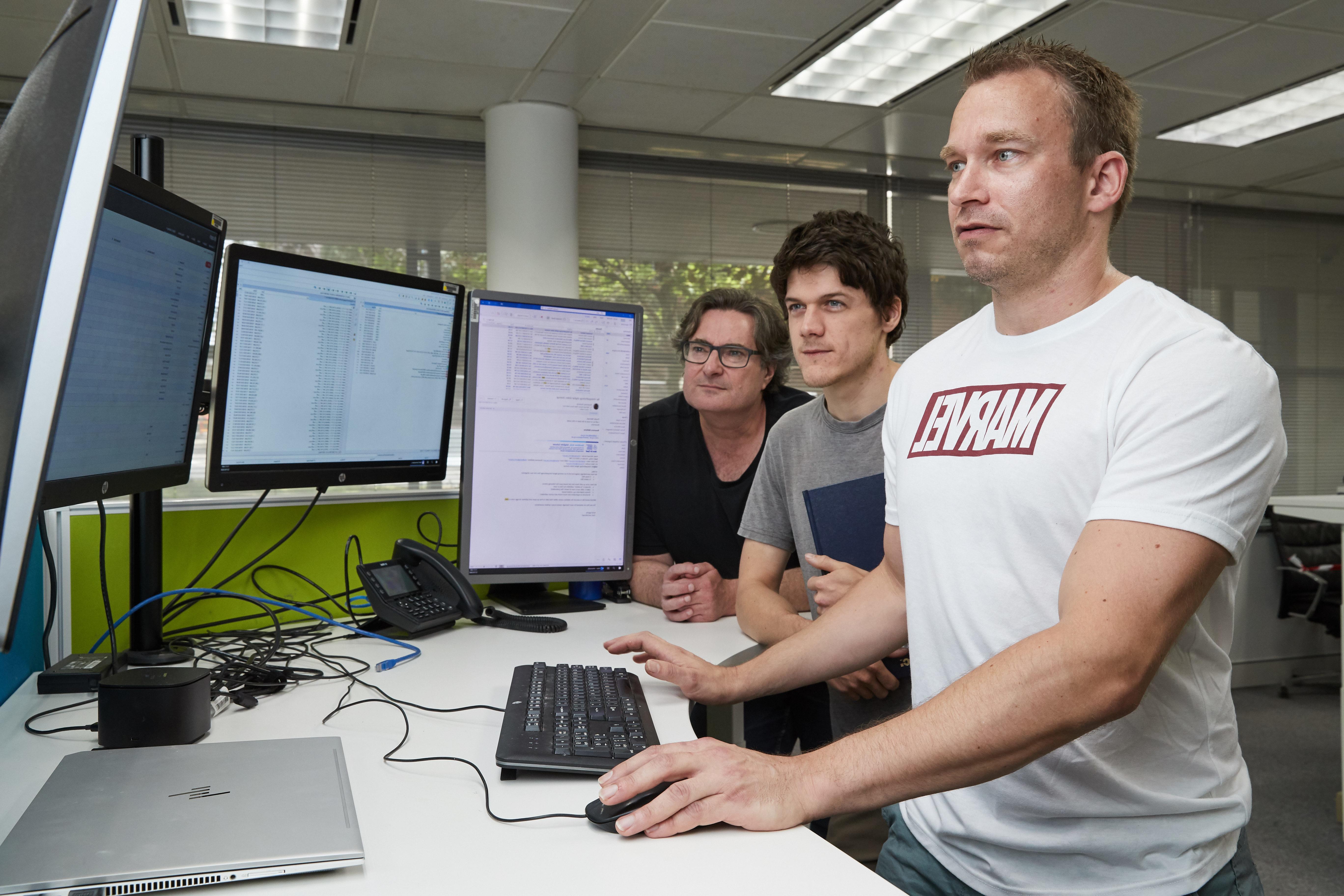 ProCan Software Engineering