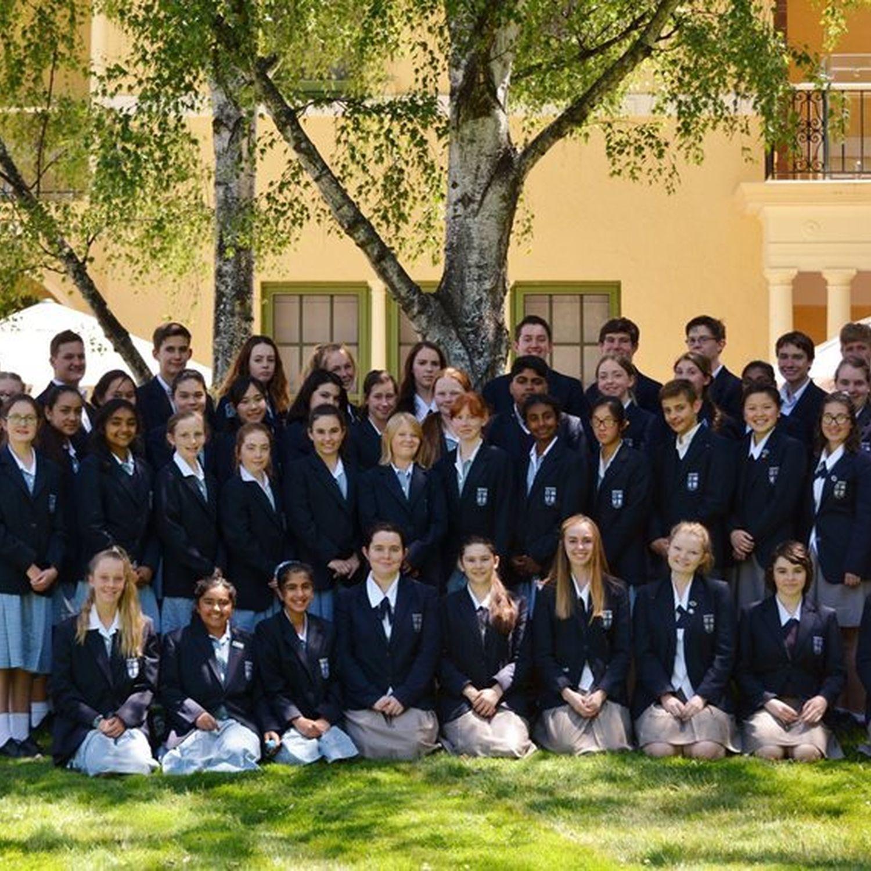 Canberra Luncheon - school volunteers
