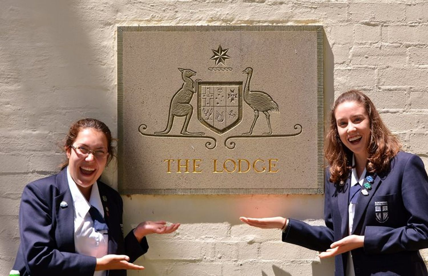 Canberra Luncheon - the Lodge