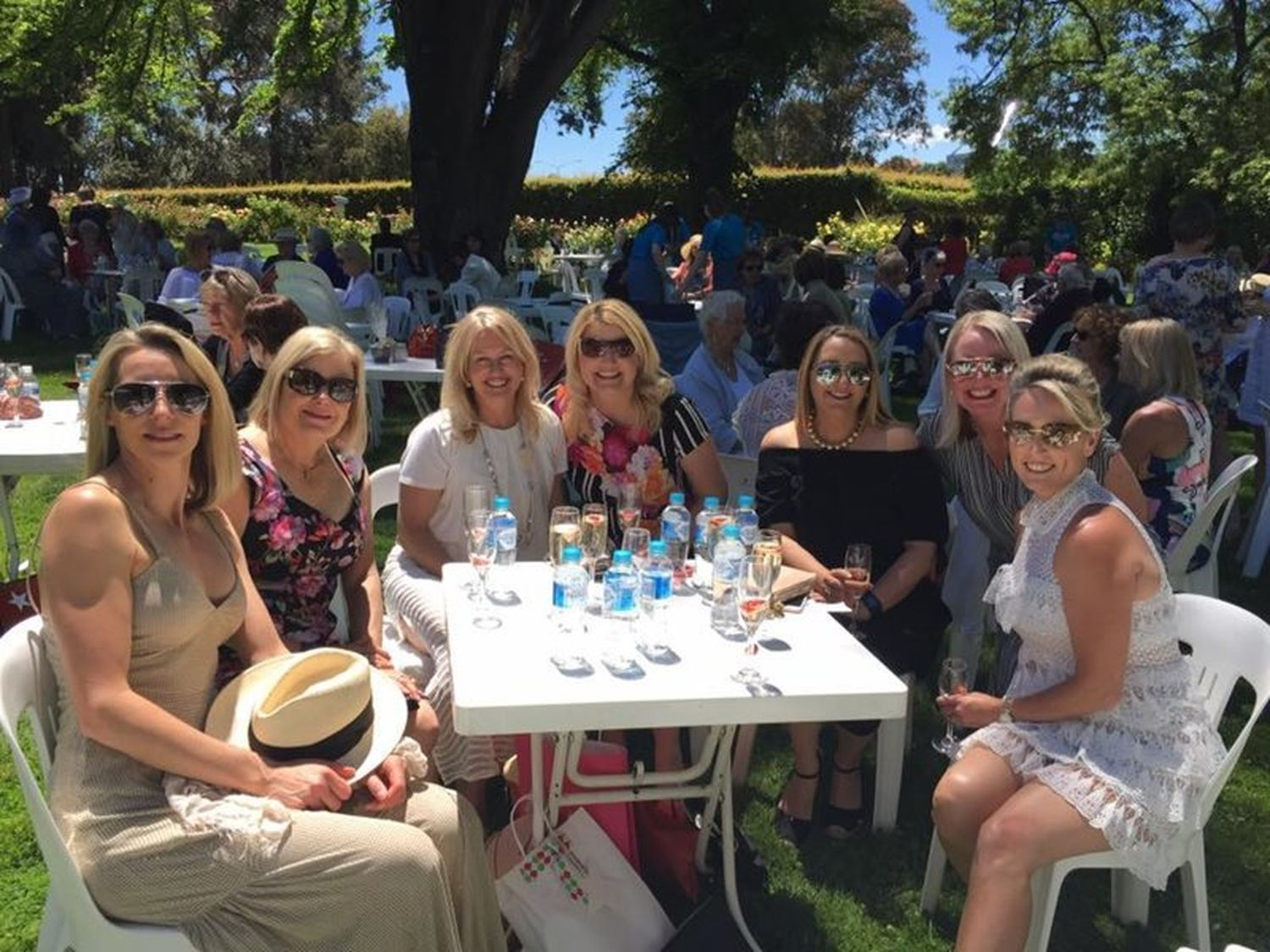 Canberra Luncheon - Committee members 2