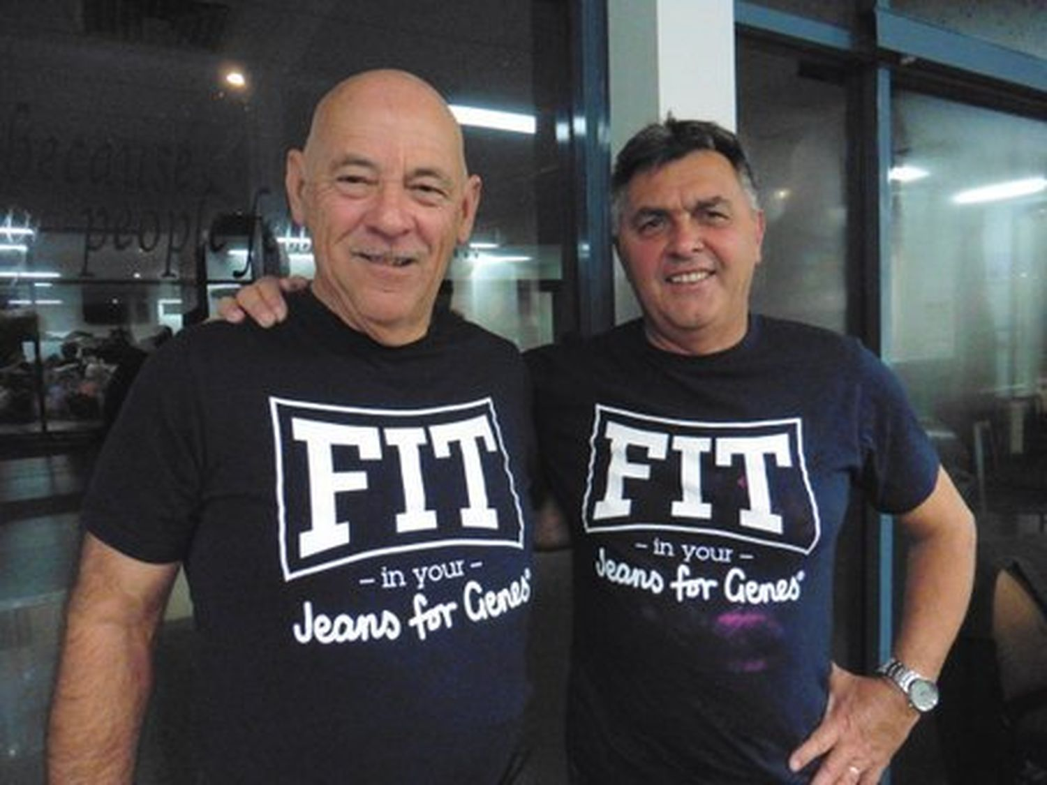Gerringong Committee FIT in your Jeans for Genes
