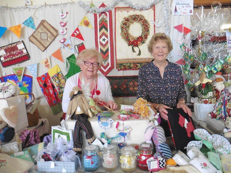 Gerringong Committee craft stall