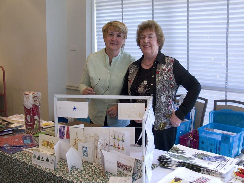 Northern Beaches - Christmas card stall