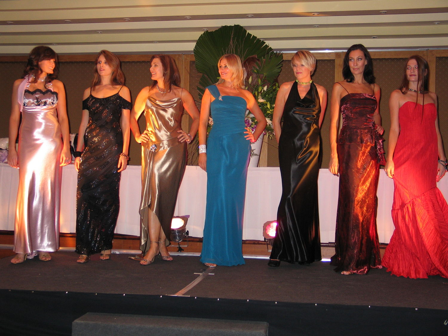 Port Hacking Committee fashion show