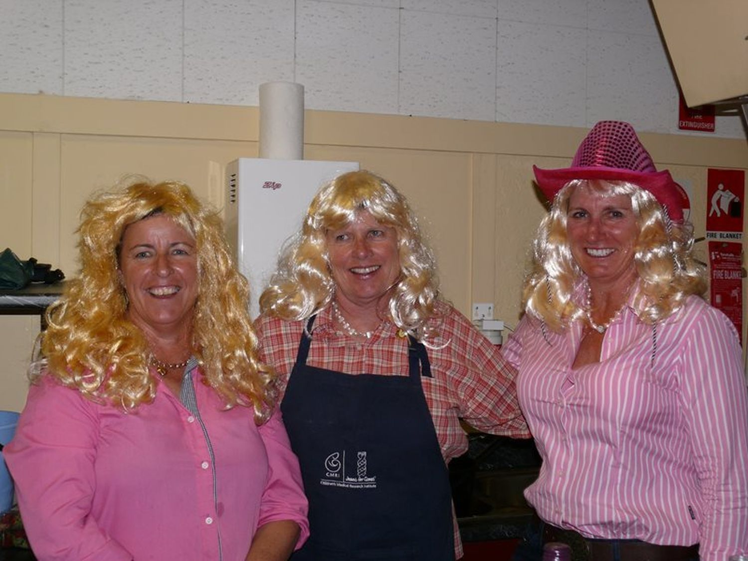 Quirindi Committee event - Dolly waitresses