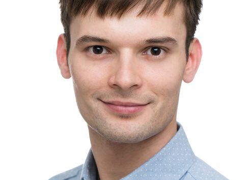 Headshot Radek Szmyd
