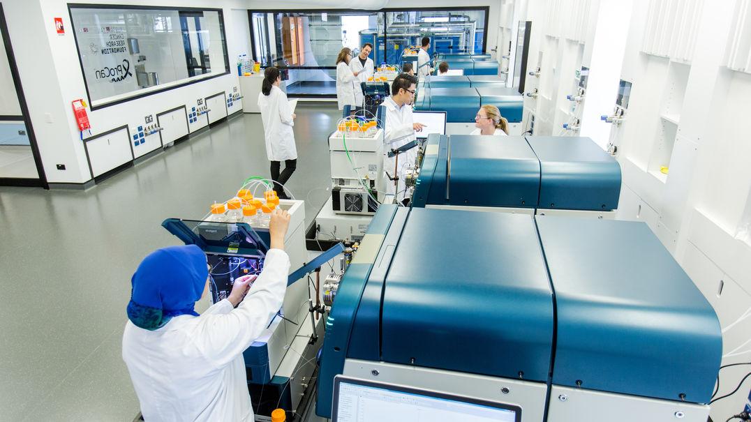 ProCan MS lab
