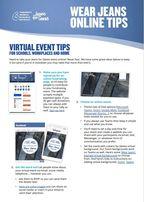 Wear genes virtual event tips thumb