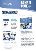 Bake it Blue virtual events thumb
