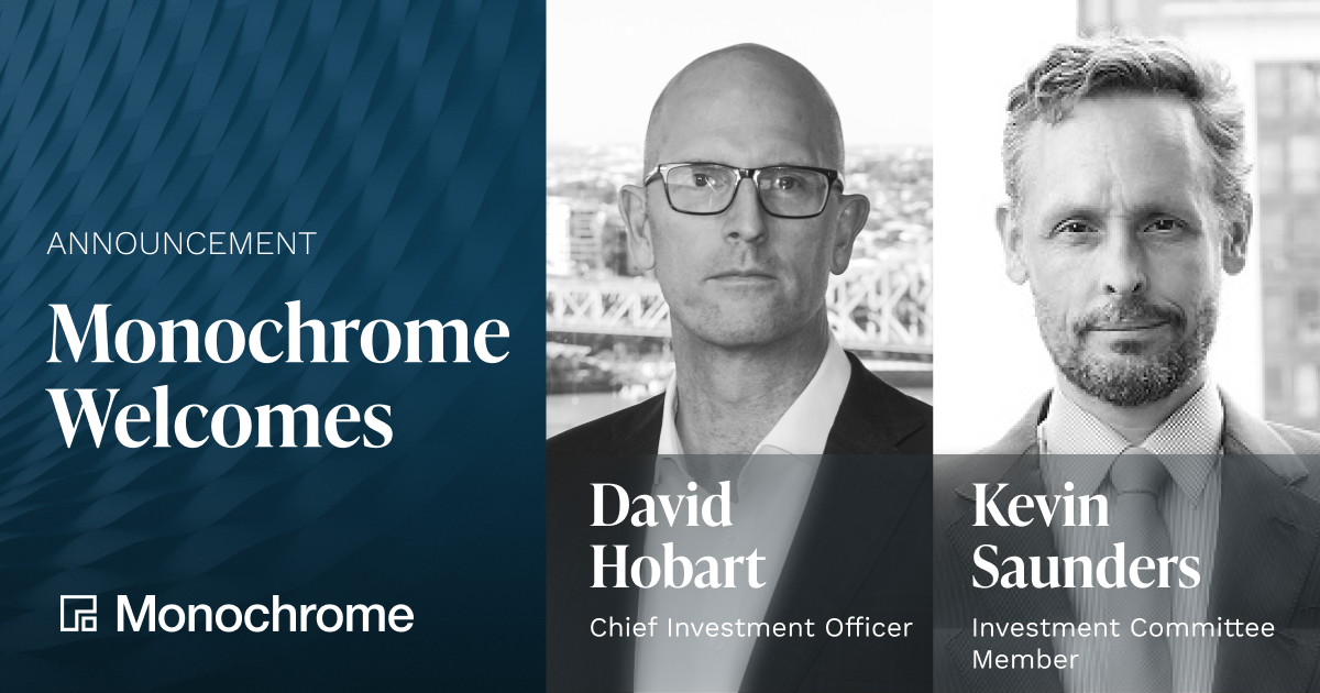 Monochrome Adds Senior Leaders to Australia's First Institutional-Grade Bitcoin Fund