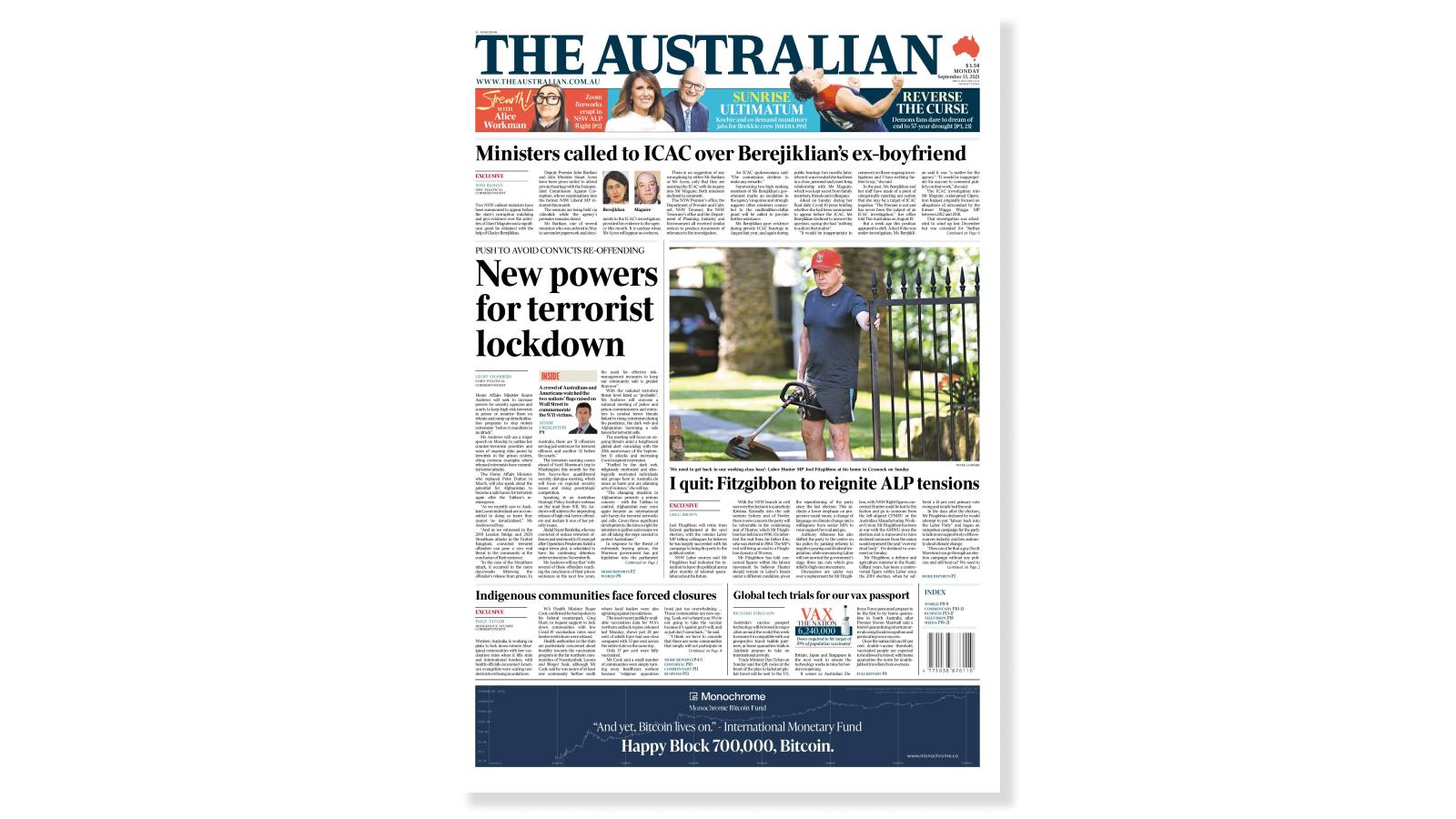 Monochrome_Bitcoin Block 700k_The Australian.png