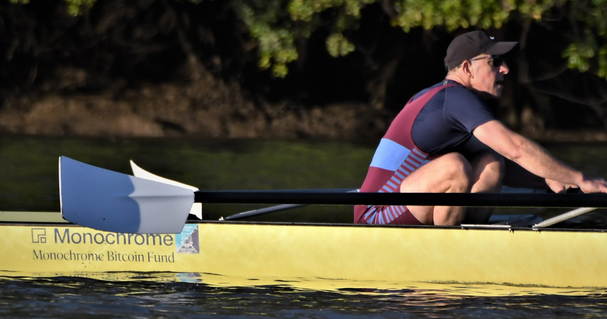Monochrome Supports Annual Omnium Rowing Event